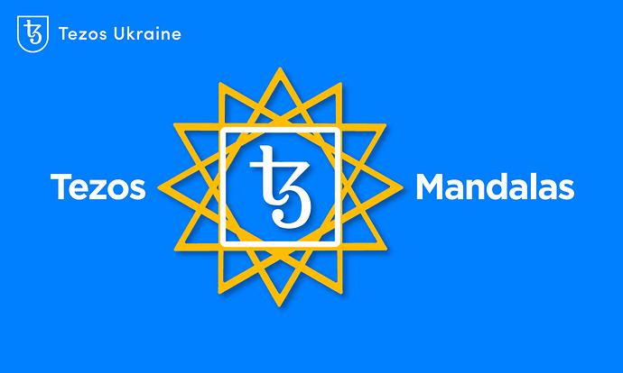 Tezos#Mandalas